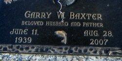 Garry W. Baxter