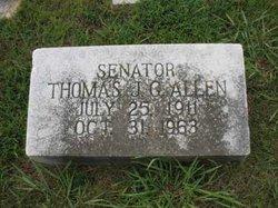 Thomas J G Allen