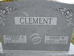 Beverly A. <i>Morse</i> Clement
