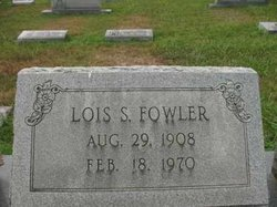 Lois S Fowler