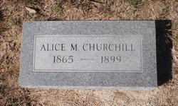 Alice May Churchill
