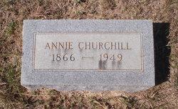 Annie Churchill