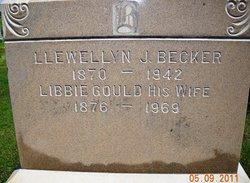 Llewellyn J Becker