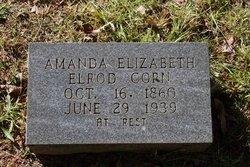 Amanda Elizabeth <i>Elrod</i> Corn