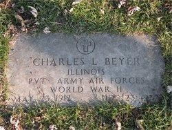 Charles L Charlie Beyer