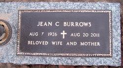 Jean Clare <i>Marcoux</i> Burrows