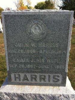 Emma Jane <i>Kingery</i> Harris
