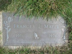 Frances L Mayer