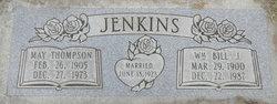 Edna Mae <i>Thompson</i> Jenkins