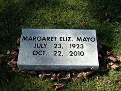 Margaret Elizabeth Peggy <i>Arbuckle</i> Mayo