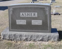 Laura Alice <i>Hoge</i> Asher