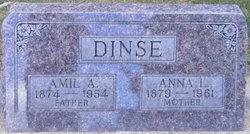 Anna Louise U. Ann <i>Herrewig</i> Dinse