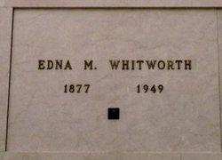 Edna Marion <i>Houghton</i> Whitworth