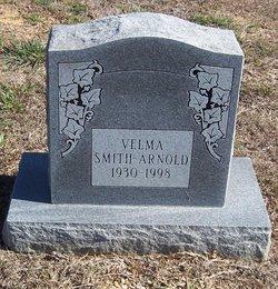 Velma <i>Smith</i> Arnold