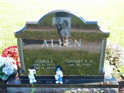 Andrea L <i>Comstock</i> Allen