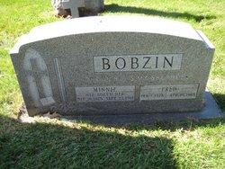 Minnie <i>Boettcher</i> Bobzin