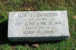 Ella A <i>Livingston</i> Jones