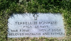 Terrell H Bonham
