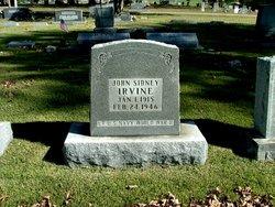 John Sidney Irvine