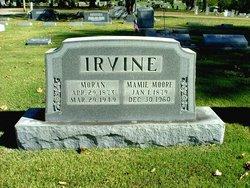 Mamie <i>Moore</i> Irvine