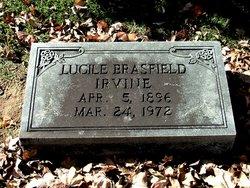Lucille <i>Brasfield</i> Irvine