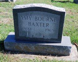 Amy <i>Bourne</i> Baxter
