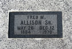 Fred Allison, Sr