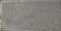 Larry Safreed