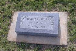 Virginia Frances <i>Stone</i> Coover