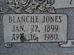 Blanche <i>Jones</i> Abrams