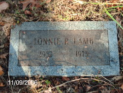 Lonnie Ray Lamb