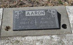 Mamie Elizabeth <i>Brisbin</i> Aaron