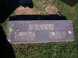 Callie Newlion <i>Kirk</i> Ball