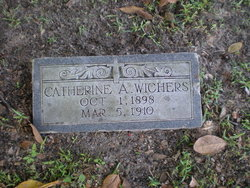 Catherine A Wichers