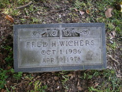 Fred H Wichers