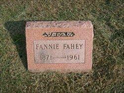 Fannie Webster <i>Harrington</i> Fahey