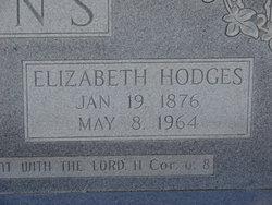 Elizabeth <i>Hodges</i> Akins