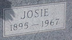 Josephine Josie <i>Wilkey</i> Arrowood