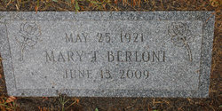 Mary <i>Quirk</i> Berloni