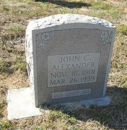 John Clifton Alexander
