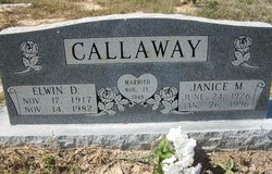 Elvin D. Callaway