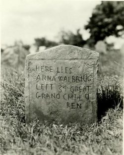 Anna <i>Amos</i> Walbridge
