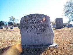 Elizabeth <i>Drake</i> Boyd