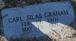 Carl Silas Graham