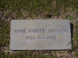 Annie <i>Harley</i> Johnson