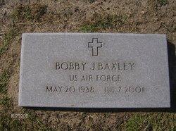 Bobby J Baxley