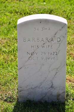 Barbara D Arnold
