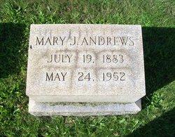 Mary Jane <i>Green</i> Andrews