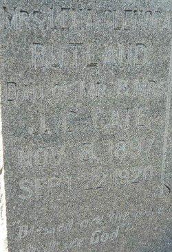 Lena Glenora <i>Cate</i> Rutland