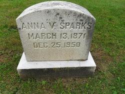 Anna V Sparks